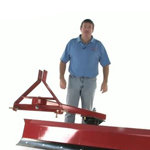 Rear Blades For Compact Tractors